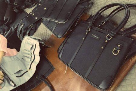【製作所から、鞄が作られるまで】